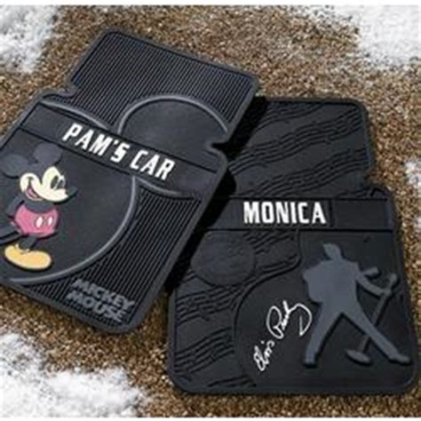 personalized car mats findgift