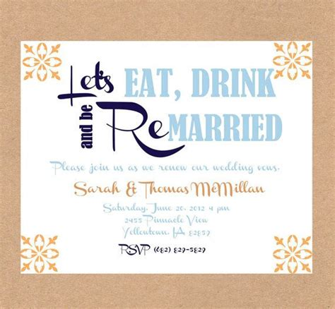 wedding vow renewal invitation ideas 25 best ideas about wedding vow renewals on