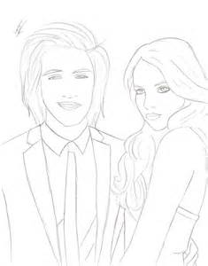 beck on victorious coloring pages coloring pages