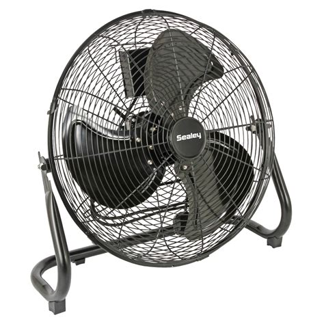 high velocity floor fan sealey hvf18 sealey 18 high velocity floor fan