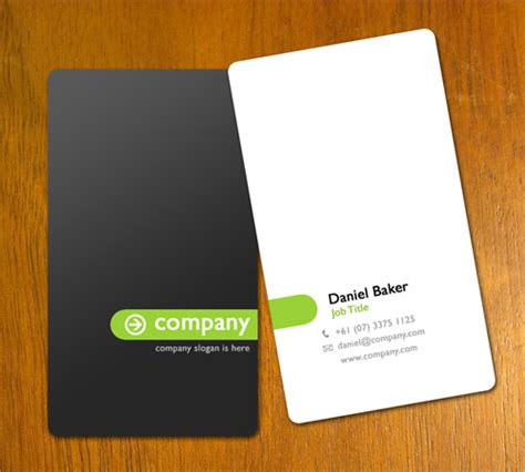 sle business card templates free free business card templates