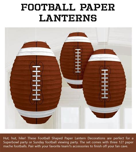 How To Make A Paper Mache Football - how to make a paper mache football 10 products for your