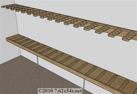Gun Rack Designs by Gun Rack Plans Room Ideas
