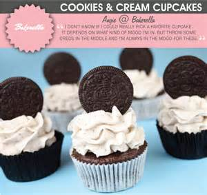 oreo cookies and cream cupcakes recipe images amp pictures