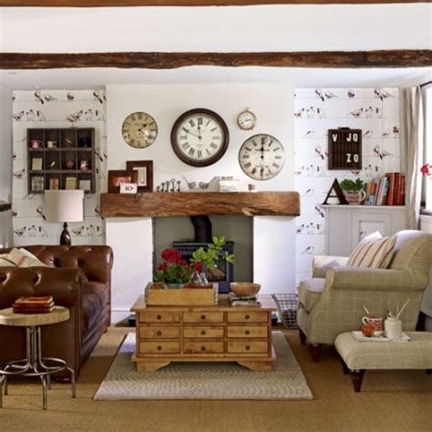 country cottage living room ideas it s all in the details fence row furniture