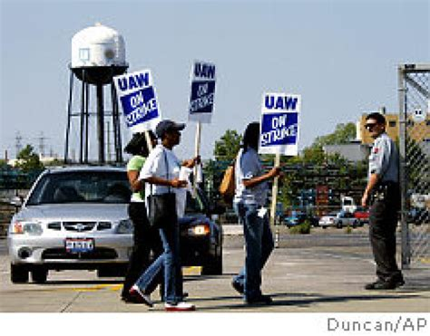 general motors strike general motors strike could wide ranging effects ny