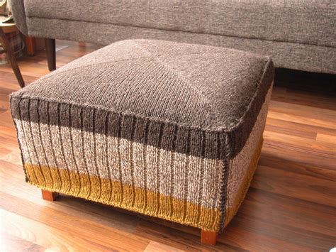 how to cover an ottoman how to make a slipcover for an ottoman how to make a