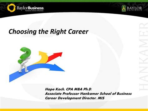 Cpa Mba Salary Philippines by Ppt Koch Cpa Mba Ph D Associate Professor