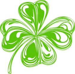 Shamrock Outline Clipart by Shamrock Image Free Cliparts Co