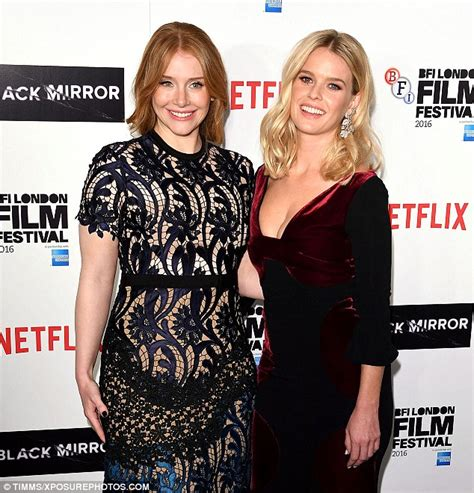 alice eve series alice eve joins bryce dallas howard at black mirror