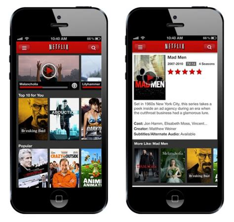 mobile netflix netflix in a box uscreen