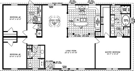 1800 sq ft house plans 1800 to 1999 sq ft manufactured home floor plans