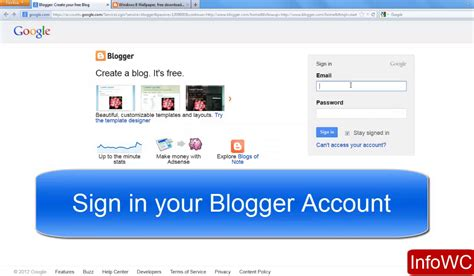 blogger sign in how to put blogger stat s counter widget gadget in