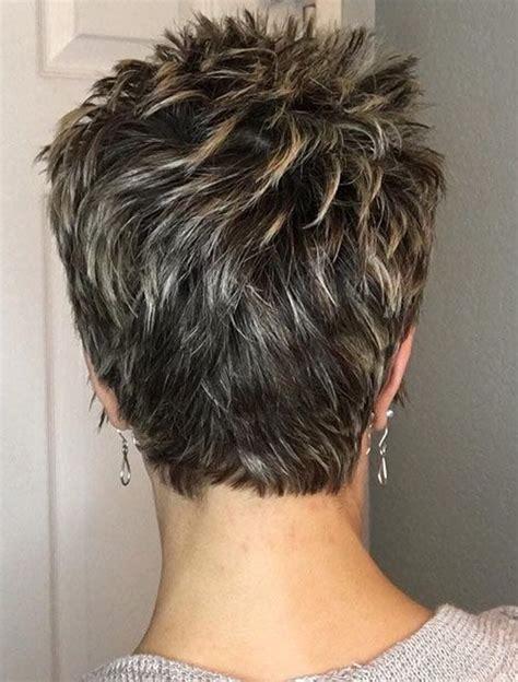 beneficial short haircuts  thick hair