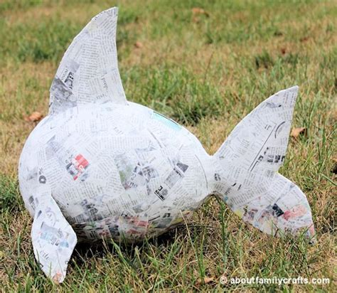 How To Make A Pinata With Paper Mache - 379 best papier mache images on paper mache