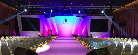 grand stage lighting company corporate event design search stage design