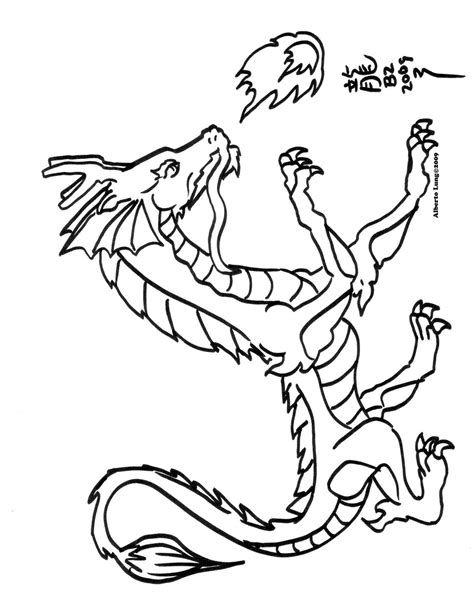 hard coloring pages of dragon freecoloring4u com