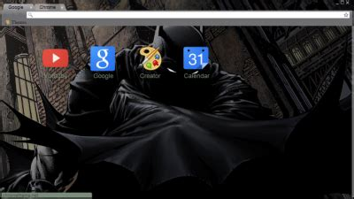 themes chrome batman batman chrome themes themebeta