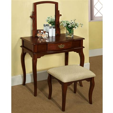rochester style vanity table set bedroom