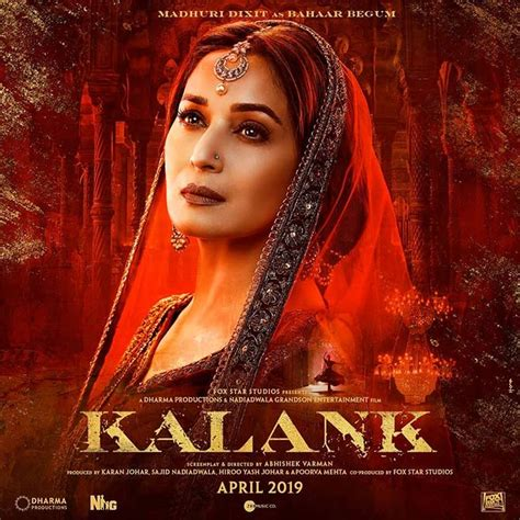 which kalank actors look impressed you rediffcom movies
