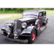 1934 Burgandy Lincoln Town Car Picture  Old Classy Photos