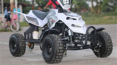 Motor Cross Mini Mesin Potong Rumput motor atv 50 cc potong rumput 082131404044 mini atv