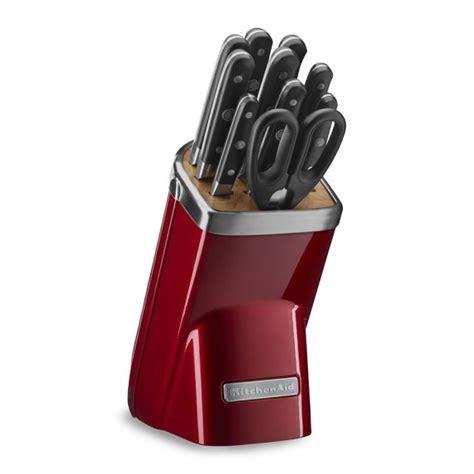 Professional Kitchen Knives Set Kitchenaid 174 11 Professional Knife Set Apple Williams Sonoma
