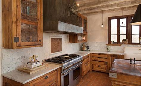houzz kitchen of the week rustic italian estate