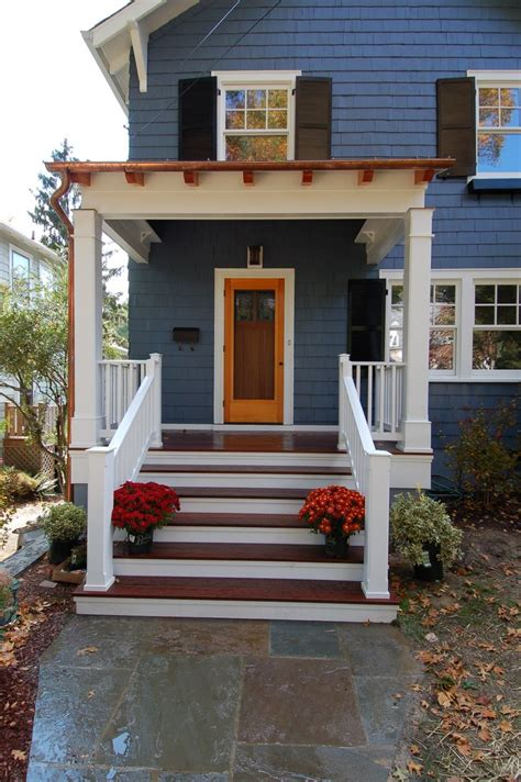 25 best ideas about front steps on front door