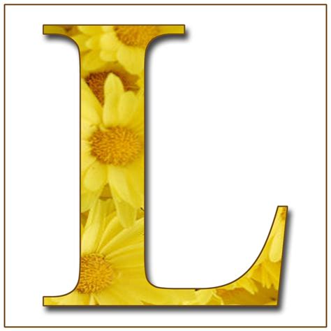 l of free enchanted s quot yellow flowers quot free scrapbook