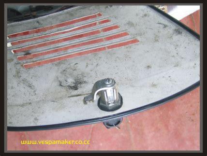 Kipas Magnit Bajai By Vespa Part vespa maker modifikasi kunci box vespa small frame