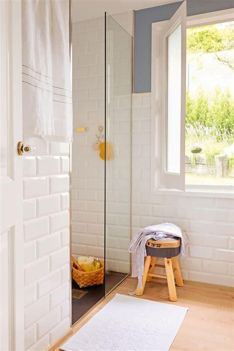 duchas pequeas medidas finest ducha de obra with duchas
