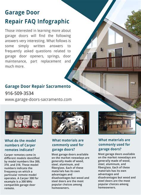 Garage Door Repair Sacramento Ca About Us 916 509 3534 Garage Door Repair Sacramento Ca