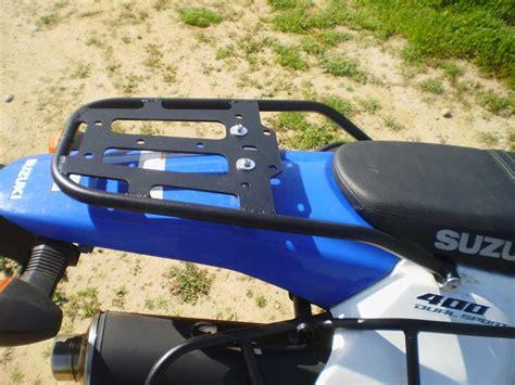 Suzuki Drz 400 Luggage Rack Drz400s Sm Rear Luggage Rack Drz Klx 400s Klx400s Ebay