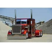 Semi Trucks Tractor Rigs Peterbilt Wallpaper  4256x2832 53834
