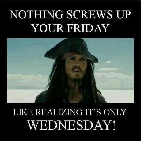 it s only wednesday
