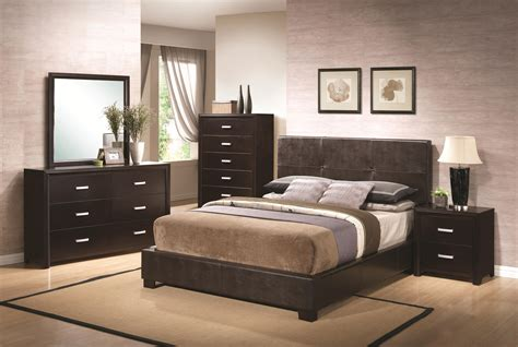 brown and black bedroom pretty blue color with white crown molding inspiration
