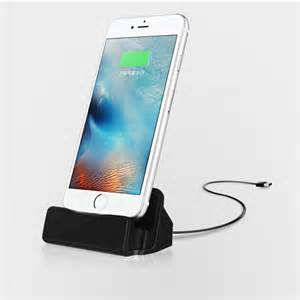 Charge And Sync Dock Sicron For Apple Device Lightning Connect Mura desktop charger stand station sync dock cradle for iphone 7 5s 6 6s plus ebay