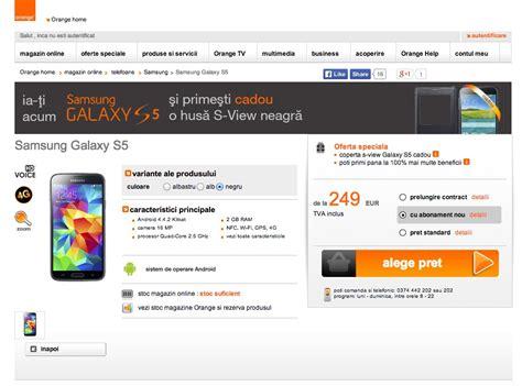 offerte telefonia mobile samsung samsung galaxy s5 preordini al via in europa 187 sostariffe it