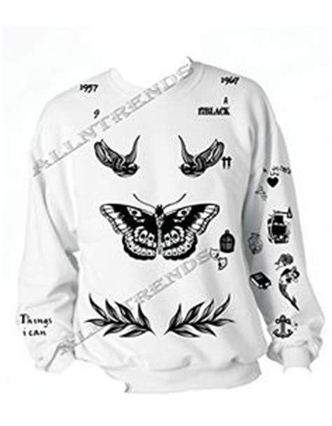 shop tattooed hoodies u0026 sweatshirts 1000 images about one direction hoodies sweatshirts on
