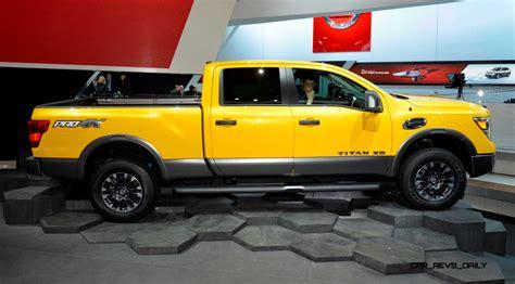 nissan tundra 2016 2016 nissan titan xd production model not shown 187 car