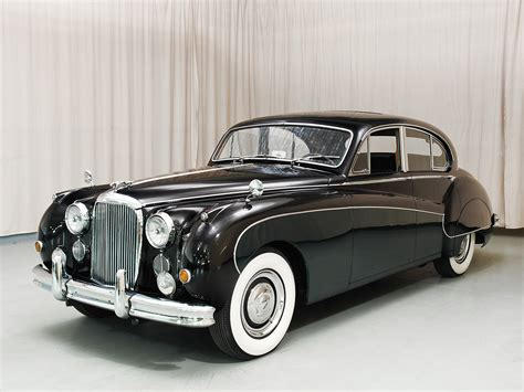 1957 jaguar mk8 four door hyman ltd classic cars