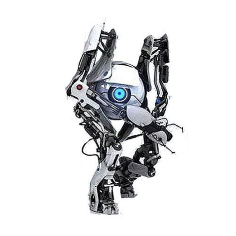 atlas figure 7 portal 2 atlas deluxe 7 inch light up figure neca