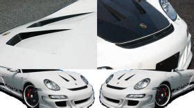 Motorabdeckung Lackieren Anleitung by Verkaufe Techart Tuning Teile F 252 R Porsche Cayman 987