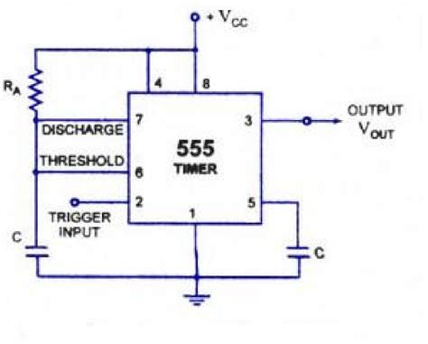 555 timer wiring diagrams wiring diagrams wiring diagram