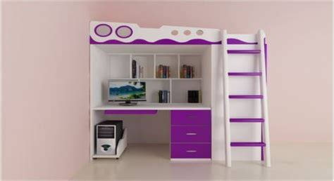 bunk beds with wardrobe get modern complete home interior with 20 years durability