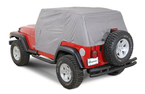 Jeep Cab Cover Vertically Driven Products 501161 The Monty Cab