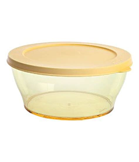 Tupperware Multi Bowl Set tupperware clear bowl set of 2 available at snapdeal for