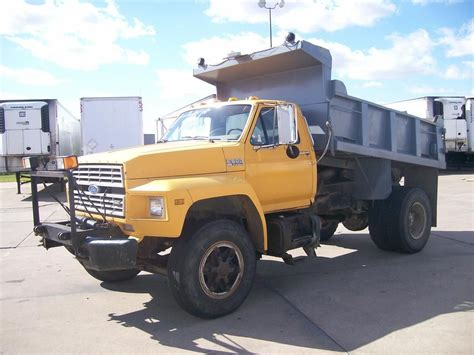 dump truck dump trucks