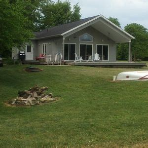 Cottage Rentals Pelee Island by Modern Family Friendly Cottage On Pelee Island Vrbo